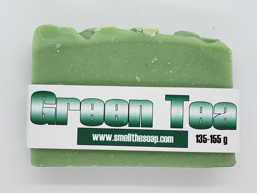 Soap - Green Tea