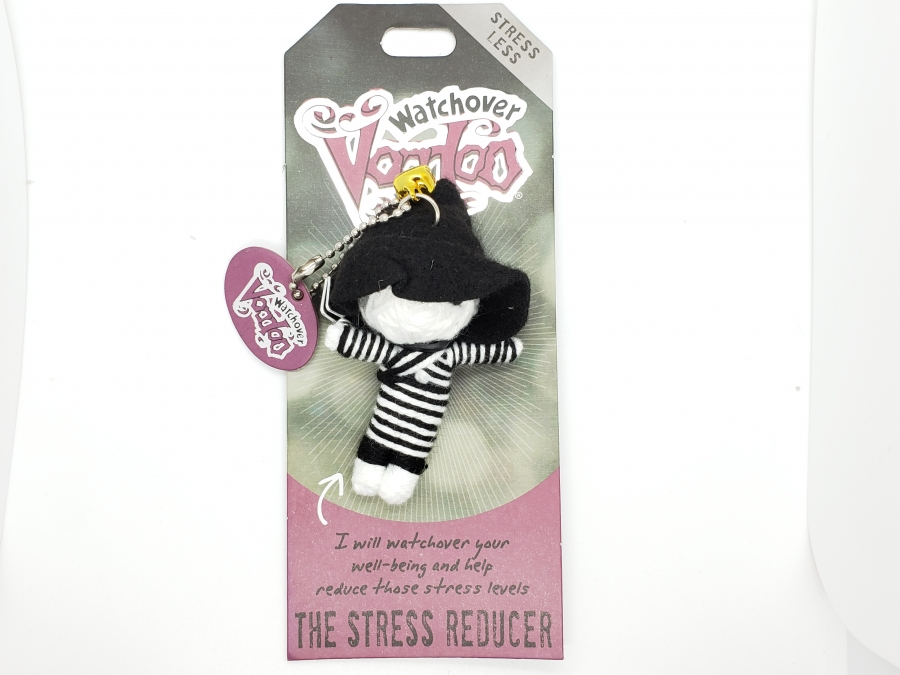 Watch Over Voodoo Doll -  The Stress Reducer