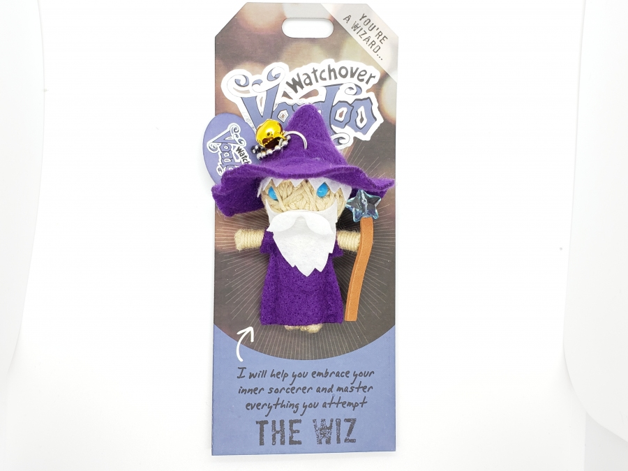 Watch Over Voodoo Doll -  The Wiz