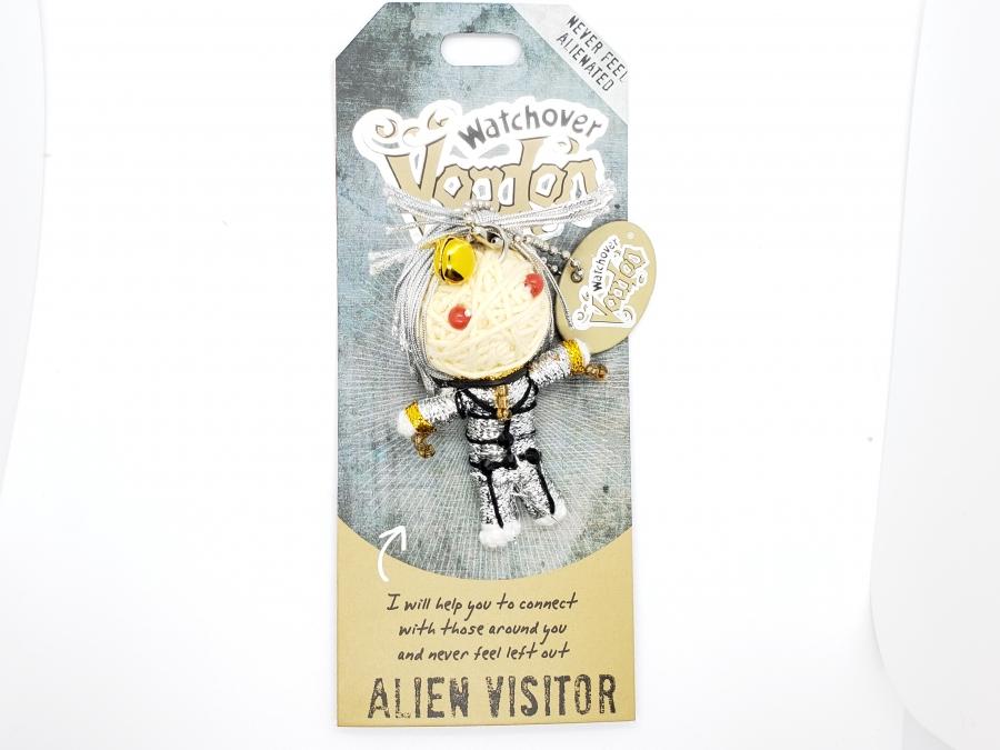 Watch Over Voodoo Doll -  Alien Visitor