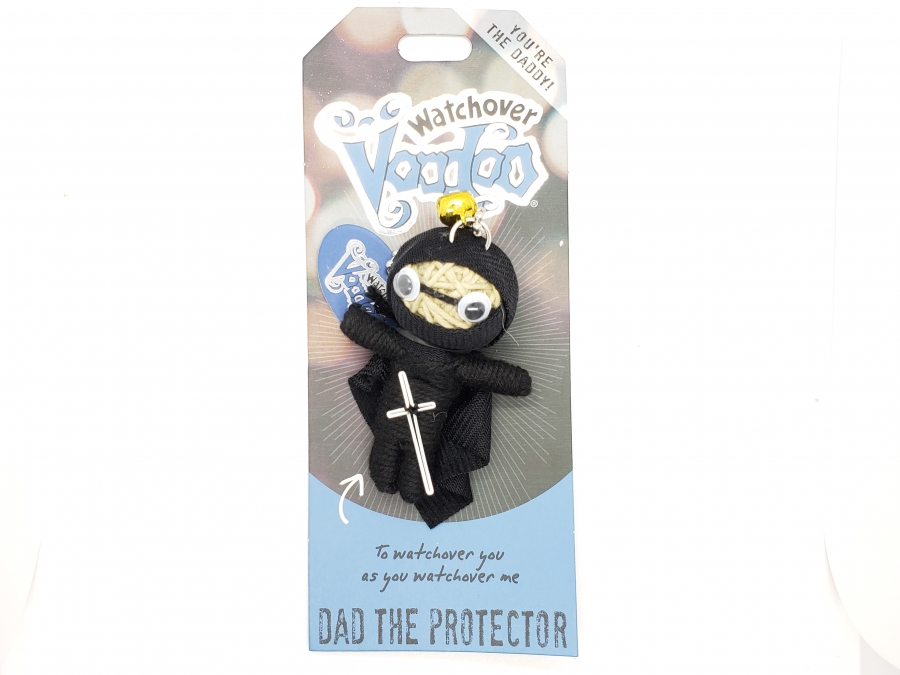 Watch Over Voodoo Doll -  Dad The Protector