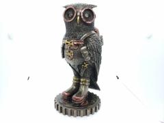Steam Punk Figure - Owl (Small)