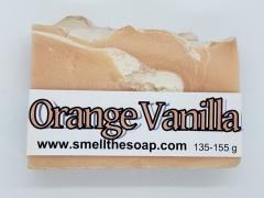 Soap - Orange Vanilla