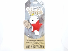 Watch Over Voodoo Doll -  The Superstar