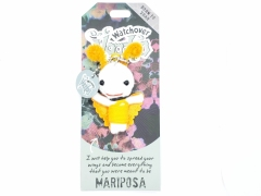 Watch Over Voodoo Doll -  Mariposa